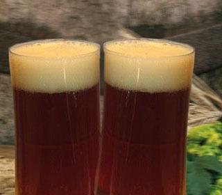 selbst gebrautes Spekulatius-Bier // braukurs, brauvorführung