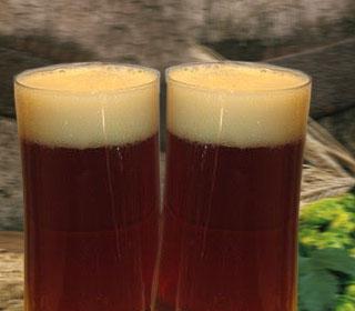 selbst gebrautes whisky-bier // braukurs, brauvorführung
