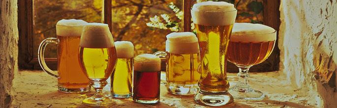 Braukurse und Brauvorführungen - lernen Sie ihr eigenes Bier zu brauen