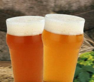selbst gebrautes ale // braukurs, brauvorführung